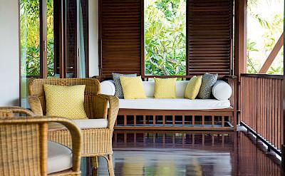 Villa Upstairs Sitting Area