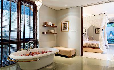 Villa Guest Bedroom One Ensuite