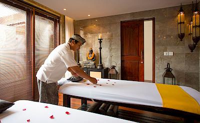 Villa Massage Room