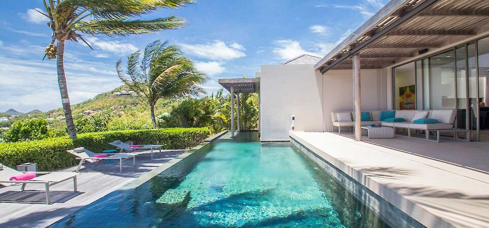 Vacation Rental St Barthelemy WV LNA Villa St Barts Villa Lnapol Desktop