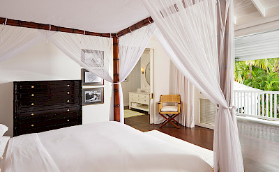 Villa Bedroom View