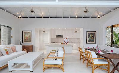 Villa Kitchen And Family Pavilion