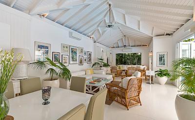 Villa Dining And Living Pavilion