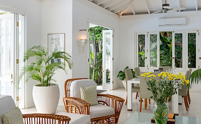 Villa Living Spaces
