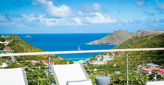 Vacation Rental St Barthelemy WV LUM Villa St Barts Villa LUMdek Desktop