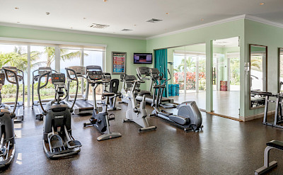 Windjammer Landing Fitness Center Web