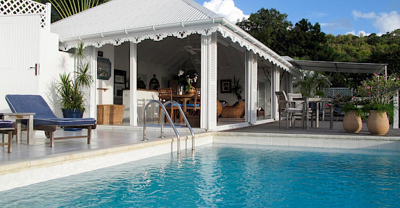Vacation Rental St Barthelemy WV Villa St Barts Villa Ext Desktop