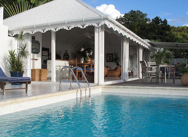 Vacation Rental St Barthelemy WV Villa St Barts Villa Ext Desktop