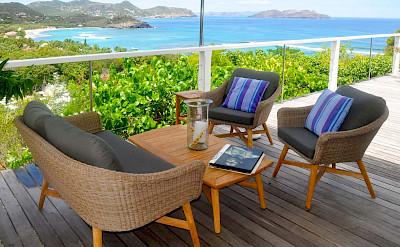 Vacation Rental St Barthelemy WV Villa St Barts Villa Dek Desktop