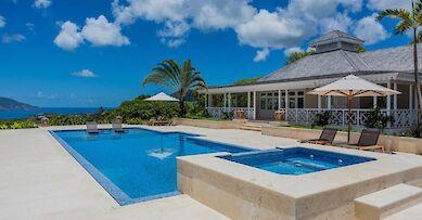 Nevis villa rentals