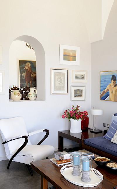 Archipelhouse Livig Room
