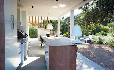 Corsica Outdoor Kitchen 2