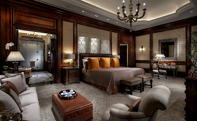 Caesars+Palace Marcus+Aurelius+Villa Master+Bedroom