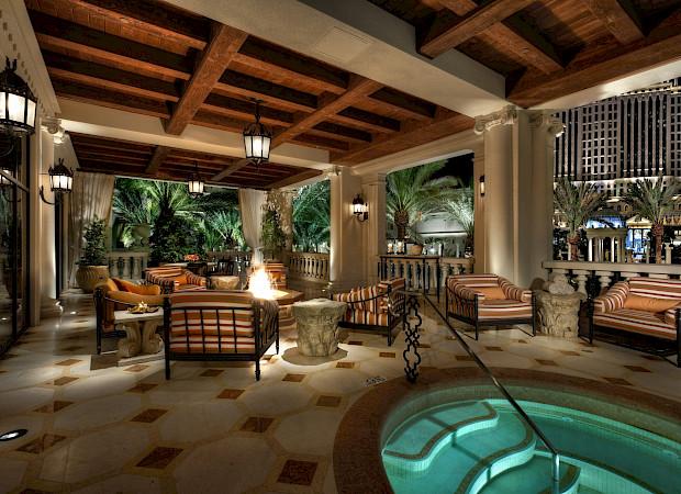 Caesars+Palace Marcus+Aurelius+Villa Terrace