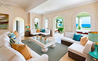 Lrg Marsh Mellow House Living Off Center