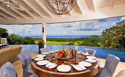 Med Dining Table