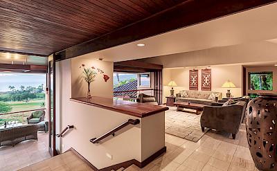 Mkn Stairway Living Room