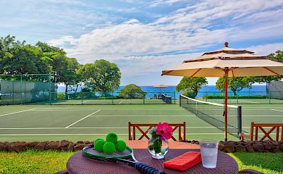Mauna Kea Tennis Panaviz 5 Copy