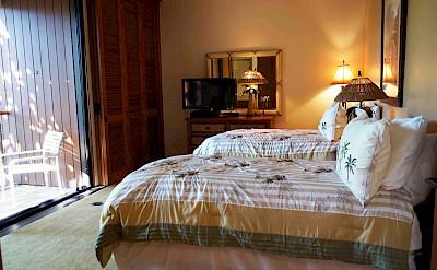 Bedroom 1 +% %