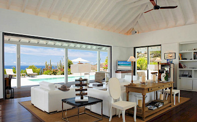 Vacation Rental St Barthelemy WV Villa St Barts Villa Din Desktop