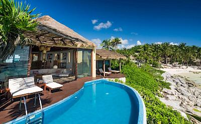 Maya Luxe Riviera Maya Luxury Villas Experiences Tulum Beach 5 Bedrooms Villa 4