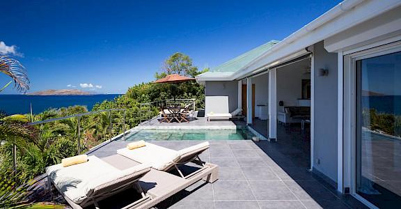 Vacation Rental St Barthelemy WV AUS Villa St Barts Villa Ausext Desktop