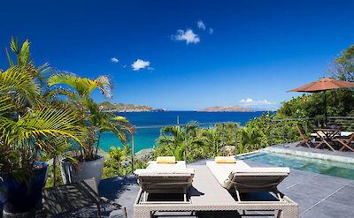 Vacation Rental St Barthelemy WV AUS Villa St Barts Villa AUSdek Desktop