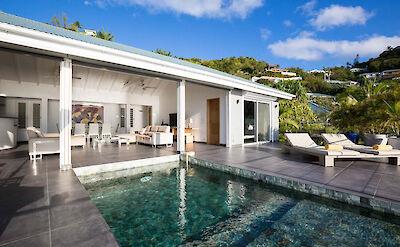 Vacation Rental St Barthelemy WV AUS Villa St Barts Villa AUSpol Desktop