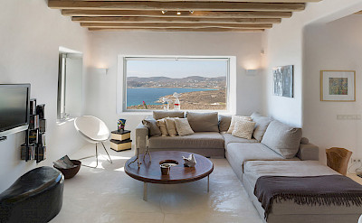 Living Room Of Mirela