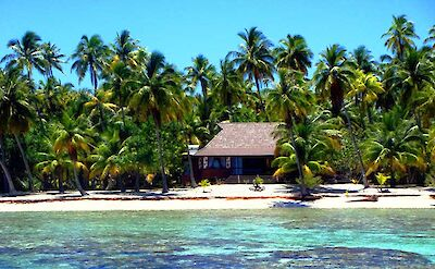 Villa Bungalow From Water