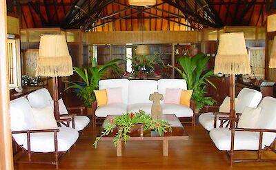 Villa Living Room Main House 2