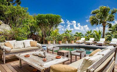 Vacation Rental St Barthelemy WV NAM Villa St Barts Villa Namdek Desktop