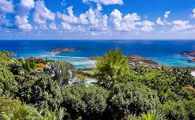 Vacation Rental St Barthelemy WV NAM Villa St Barts Villa Namviw Desktop