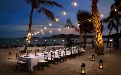 Beach Pavilion Outdoor Dining