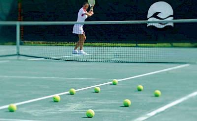 Cdc Tennis Player Flat