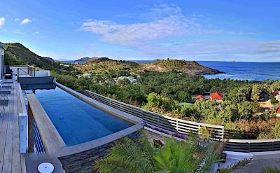 Vacation Rental St Barthelemy WV ITA Villa St Barts Villa Itapol Desktop