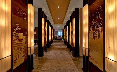 Nobu+Villa Nobu+Hotel+Caesars+Palace Entry+Way