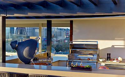 Nobu+Villa Nobu+Hotel+Caesars+Palace BBQ