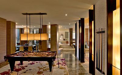 Nobu+Villa Nobu+Hotel+Caesars+Palace Pool+Table