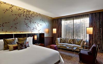 Nobu+Villa Nobu+Hotel+Caesars+Palace Guest+Bedroom