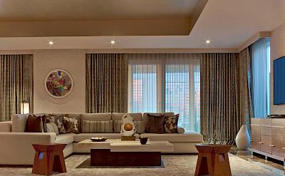 Nobu+Villa Nobu+Hotel+Caesars+Palace Living+Room 2