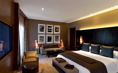 Nobu+Villa Nobu+Hotel+Caesars+Palace Master+Bedroom