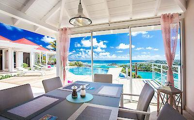 Vacation Rental St Barthelemy WV NOC Villa St Barts Villa NOCdin Desktop