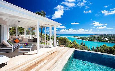 Vacation Rental St Barthelemy WV NOC Villa St Barts Villa NOCdek Desktop