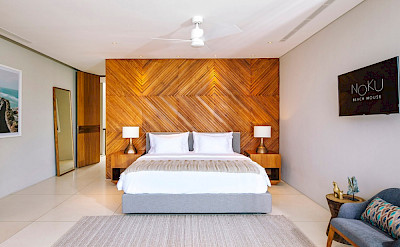 Noku Beach House The Bedroom Details
