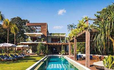 Noku Beach House Modern Villa Feature