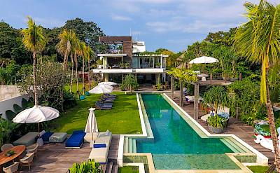 Noku Beach House Superb Outdoor Spaces