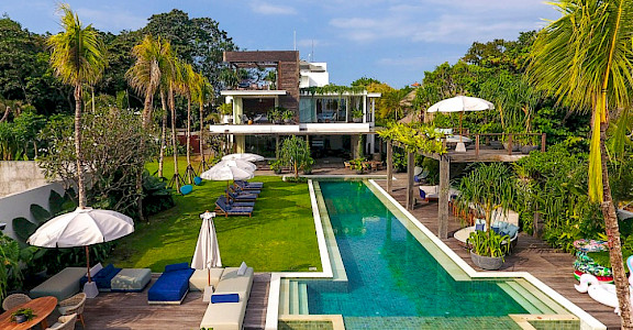 Noku Beach House Superb Outdoor Spaces