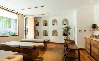 Noku Beach House Massage Area