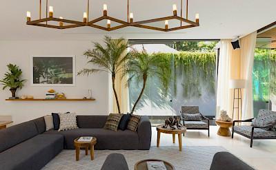Noku Beach House Living Area Design